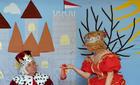 Edukacyjny spektakl dla dzieci w Auchan Krasne