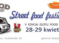 Street Food Polska Festival w Galerii Nowy Świat