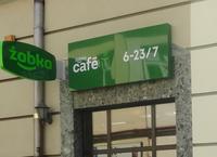 Sklep Żabka otwarty przy ulicy 3 Maja w Rzeszowie