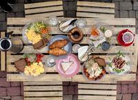 Trzecie letnie śniadanie w Kawie Rzeszowskiej