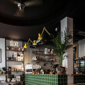 Dziarski Barista - codzienna porcja kawy w stylowym miejscu