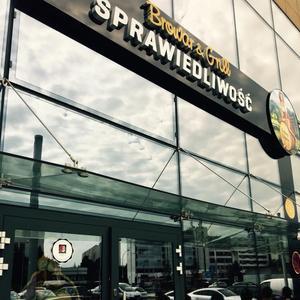 Sprawiedliwość Browar&Grill otwarcie z - lekkim - falstartem