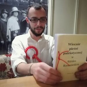 Szynk Rzeszowski: wieczór pieśni patriotycznych