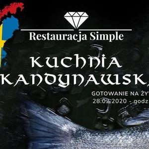 """Simple: skandynawska edycja """"gotowania na żywo"""""""