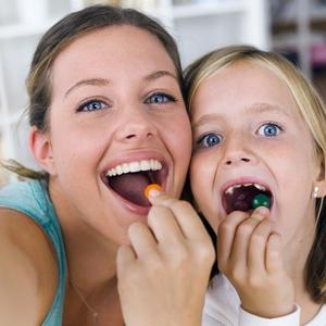 Dzieci i słodycze - poradnik spożywania