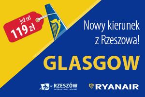 Nowe połączenie z Portu Lotniczego Rzeszów-Jasionka