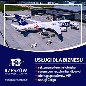 Port Lotniczt Rzeszów-Jasionka. Usługi dla biznesu