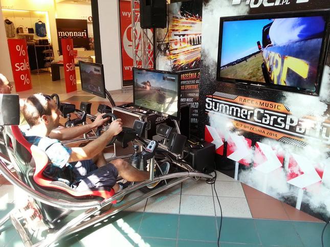 Wrzuć bezpieczny bieg! – akcja edukacyjna w Auchan Krasne