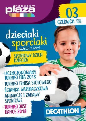 Dzień dziecka w CH Plaza Rzeszów