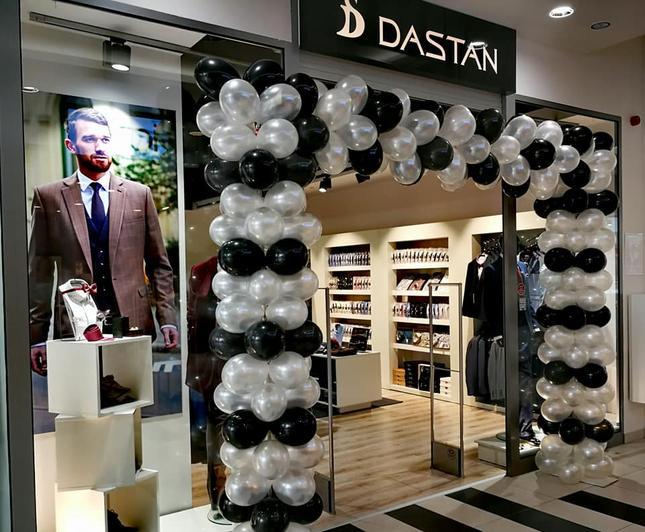 Dastan - salon mody męskiej w Plaza Rzeszów