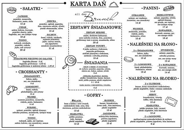 Lokale wędrują: nowa kawiarnia #Black, a Zupabar na nowym miejscu