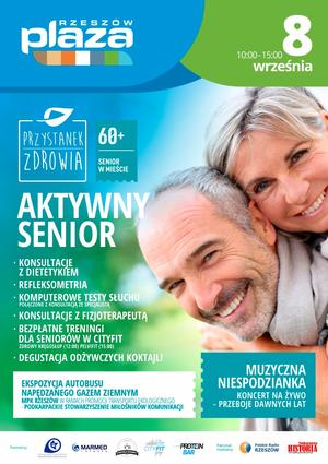 Dzień dla Seniorów w Plaza Rzeszów