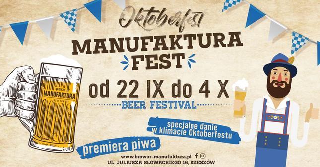 Pierwszy Oktoberfest w Manufakturze