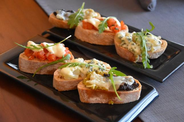Odkryj włoskie pasty w The Garden Grille&Bar