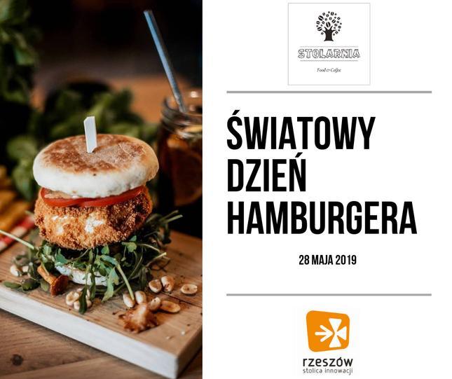 Światowy Dzień Hamburgera z konkursem