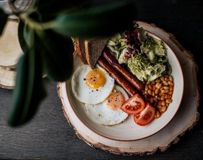 Stolarnia: solidne śniadanie podstawą