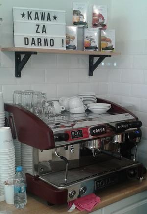Po Drodze Kawa & Kanapki: dzisiaj kawa za darmo