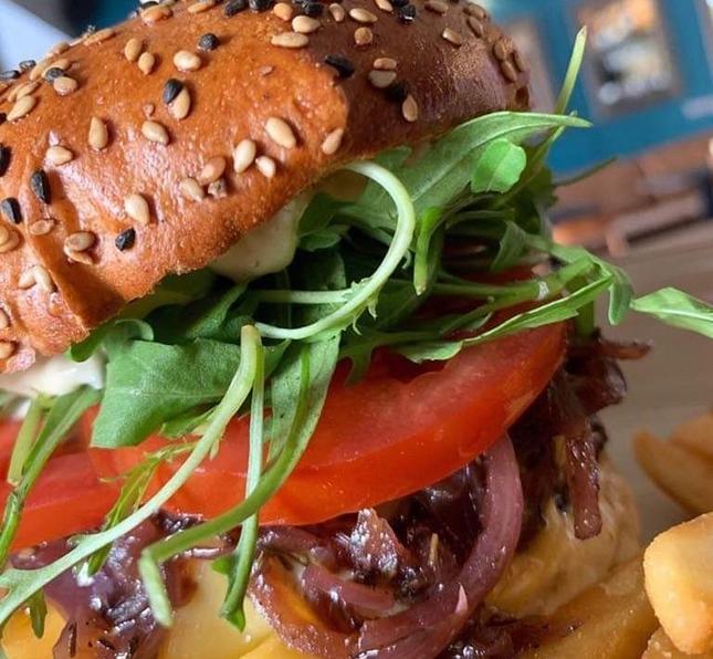 Burgerowy weekend w Stolarni