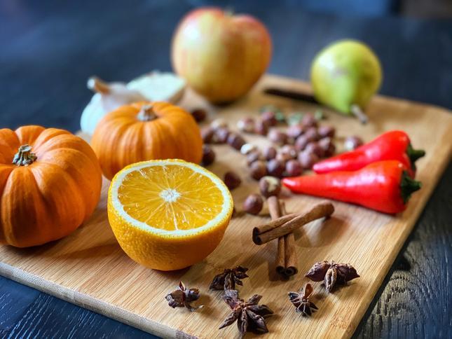 Wina dajcie: powitanie listopada