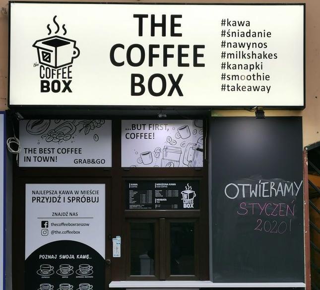 Kolejny The Coffee Box – dopiero w 2020 r.