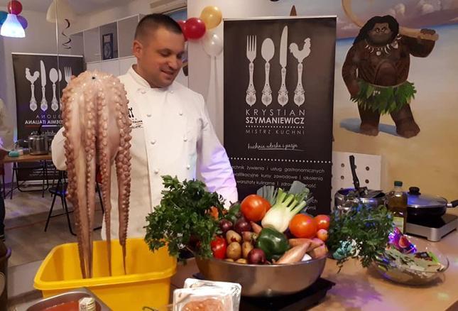Warsztaty Kulinarne: Włoska Kraina Morza