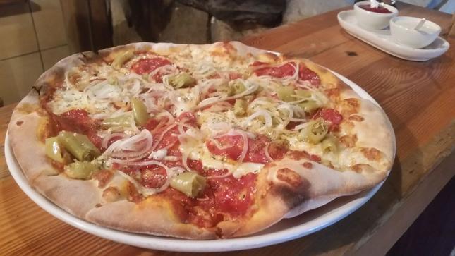 Gościniec zaprasza na pizzę the best