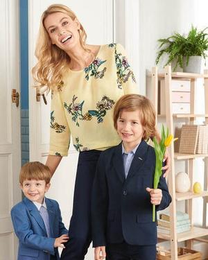 Damskie, męskie i dziecięce ubrania w Lidlu – gazetka 30 marca – 4 kwietnia 2020