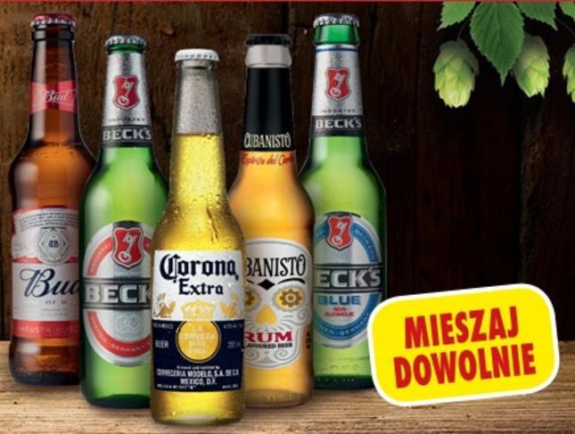Piwo w Biedronce – promocje do 20 czerwca